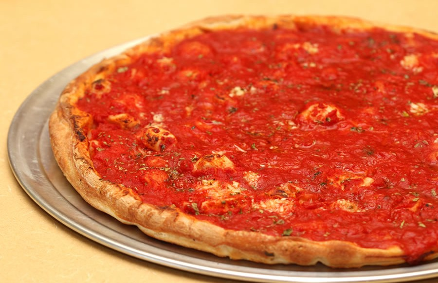 Tomato Pie | Cafe Sitaly | Best Italian Restaurant Wilmington, Delaware|
