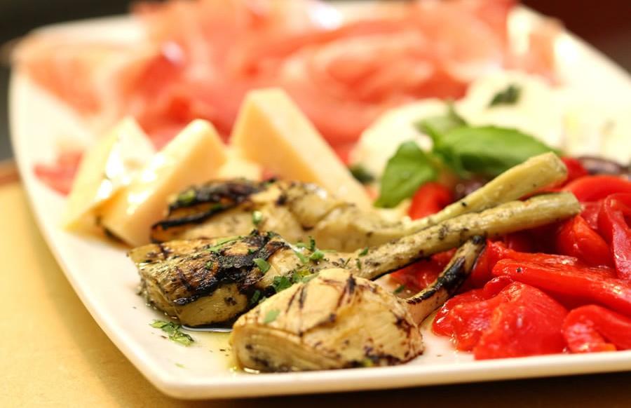 Prosciutto & Artichoke Appetizer | Best Italian Restaurant Wilmington, Delaware|