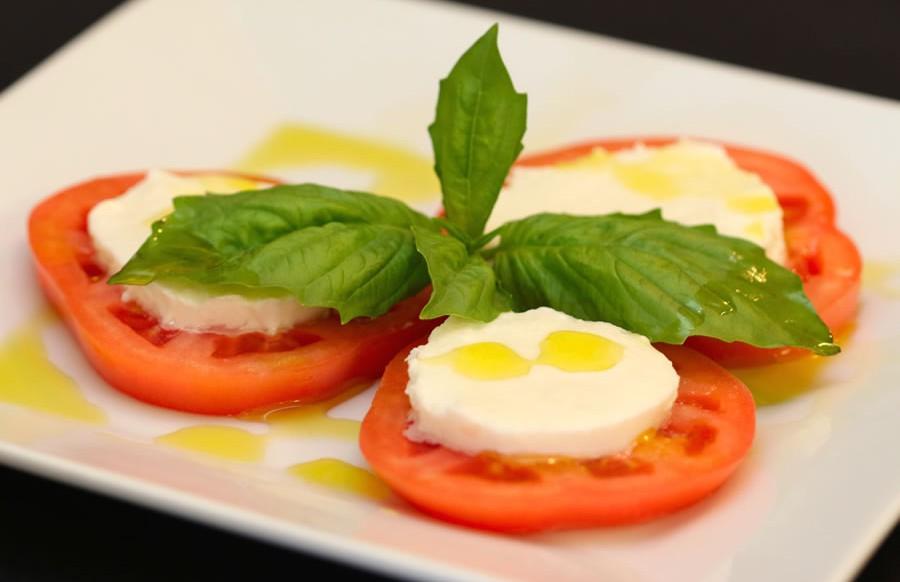 Cafe Sitay's Caprese Salad | Best Italian Restaurant Wilmington, Delaware|
